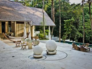 Luxury 4 Bdr villa on the jungle river. - Bali vacation rentals