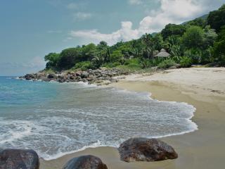 romantic beach shack, yelapa, puerto vallarta - Yelapa vacation rentals