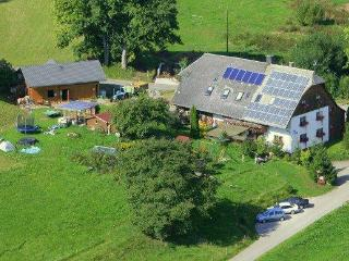 Vacation Apartment in Sankt Georgen im Schwarzwald - 538 sqft, 2 bedrooms, max. 5 people (# 6224) - Unterkirnach vacation rentals