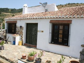 Idyllic rural casita adjacent farmhouse and pool - Province of Malaga vacation rentals