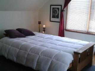 Two private bedrooms and full bath on second floo - Ohio vacation rentals