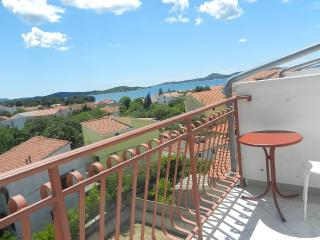 Vodice Divna beautiful yellow story with sea view - Vodice vacation rentals