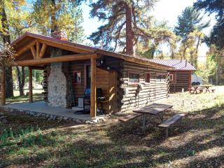 Woodland Brook - Fireside #16 Fishing Cabin - Buena Vista vacation rentals