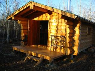 Unique Trapper Style Log Cabin with Sauna - Whitehorse vacation rentals