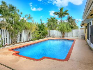Beautiful Family Tropical Residence (KH) - Coconut Grove vacation rentals