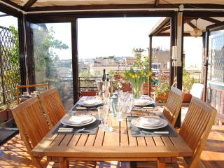 Barberbini Lions Luxury Rooftop Terrace Apartment - Rome vacation rentals