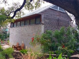 Downtown guest house - eclectic, great location - Texas Hill Country vacation rentals