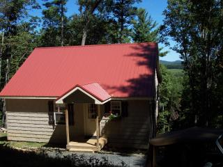 Secluded Cottage with Private River Access - West Jefferson vacation rentals