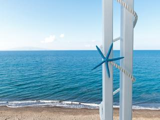 Sailing blue beach  villa - Oia vacation rentals