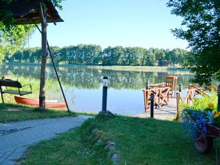 Vila Magdalena on Lake Margis, Trakai - Vilnius vacation rentals