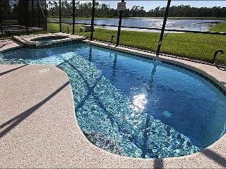 BRIGHT AND LUXURIOUS LAKESIDE 7 BR/5.5 BA VILLA - Kissimmee vacation rentals