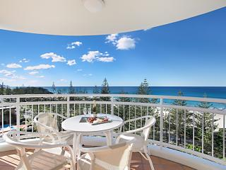 Two Bedroom Ocean View Superior Apartment B - Burleigh Heads vacation rentals