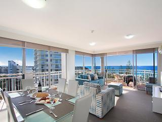 Three Bedroom Ocean View Superior Apartment A - Burleigh Heads vacation rentals