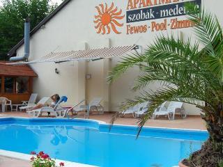 Pater Apartments and Rooms - Apartment for 6 - Lake Balaton vacation rentals