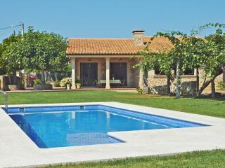 347 Riverside villa with pool - Calcatoggio vacation rentals