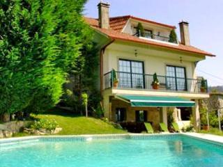 221 Beautiful villa with pool near the coast - Galicia vacation rentals