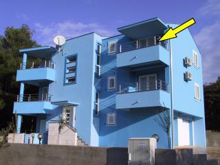 Apartments BLUE, Diklo, Zadar, Apartment A5 - Zadar vacation rentals