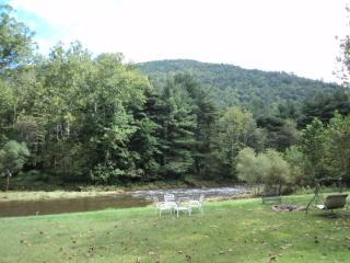 2 Bedroom Apartment on Banks of Large Creek! - Morris vacation rentals