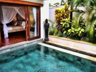 FREE AIRPORT PICKUP!! 2 Bed Villa Private Pool. - Bali vacation rentals