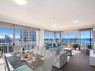 Three Bedroom Ocean View Superior Apartment C - Burleigh Heads vacation rentals