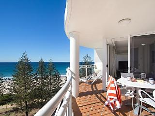 Two Bedroom Ocean View Apartment M - Burleigh Heads vacation rentals