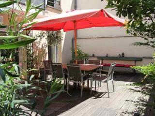 Terrace apt  3-5 guests + SPA - Paris vacation rentals