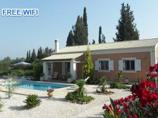 Secluded 2 bedroom villa with private pool - Corfu Town vacation rentals