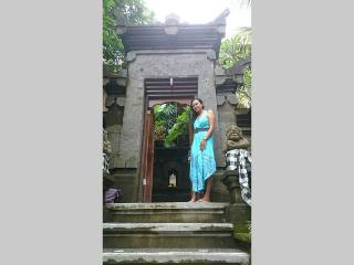 Tejo 2 Bdrm Jungle and Rice Field, Free Wifi - Ubud vacation rentals