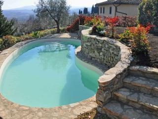 Rustic, PRIVATE panoramic VILLA GELLO - Castelfiorentino vacation rentals