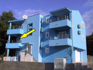 Apartments BLUE, Diklo, Zadar, Apartment A2 - Diklo vacation rentals