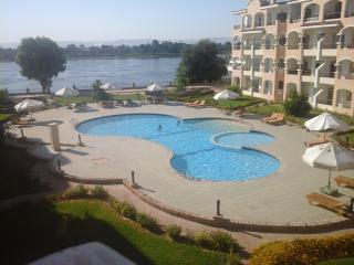 Stunning view on the banks of the River Nile Egypt - Luxor vacation rentals