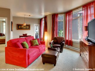2 Bedroom 2 Bath Seattle  Oasis-Walk to Pike Place Market! - Seattle Metro Area vacation rentals