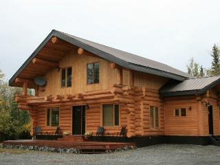 Beautiful Log Home with Stunning Mountain Views - Yukon vacation rentals