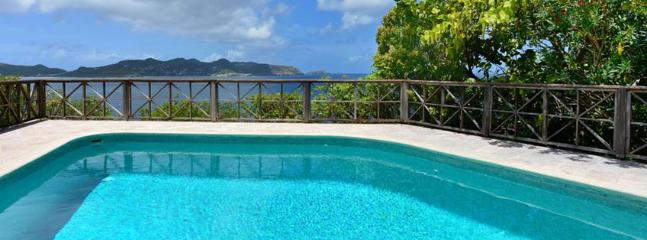 Villa Adage SPECIAL OFFER: St. Barths Villa 92 The Pool And A Gazebo, Few Feet Below, Invite You For Relaxing Time. Private For  - Pointe Milou vacation rentals
