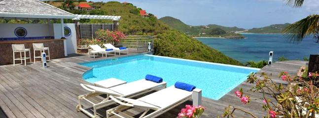 Villa L'Abri Cotier SPECIAL OFFER: St. Barths Villa 93 Due To His Orientation This Spacious Villa Is Perfect For The Sun Addict. - Pointe Milou vacation rentals