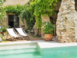 Captivating Provençal country house in the Vaucluse with a magnificent pool and garden - Rustrel vacation rentals