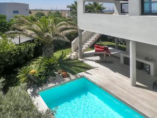 Sophisticated villa in Languedoc-Roussillon with pool, terrace and sea view - 150m from Sète beach - Sete vacation rentals