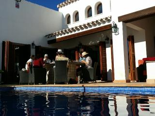 Luxurious villa in the El Valle Golf Resort in the region of Murcia, with amazing pool and hot tub - Madrid vacation rentals