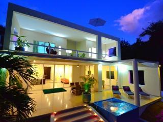 VILLA, PRIVAT POOL, 2 JACUZZI, 6BDR, 5600 Sq.ft - Yucatan-Mayan Riviera vacation rentals