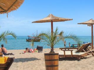 Modern 1-bedroom apartment on the Bulgarian Black Sea Coast w/sea views – 10m from Chaika beach! - Dobrich vacation rentals