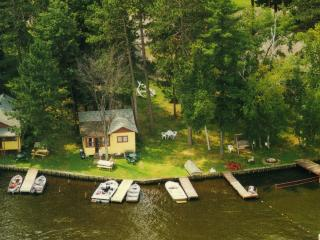Rainbows End Resort on Fabulous Lake Chetek! - Chetek vacation rentals