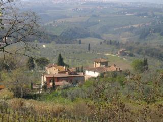 Chianti- Florence - Bedroom with bathroom 2+1 peop - San Casciano in Val di Pesa vacation rentals