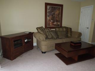 Furnished 2-bedroom across from beach - Mississippi vacation rentals