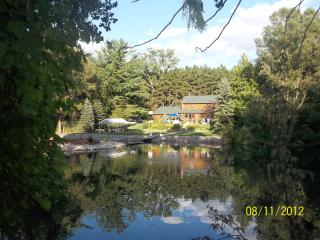Green Bay Wisconsin  Log Home  Paradise - Presque Isle vacation rentals