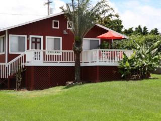 Red 'Ohana 3 BD above Mauna Kea and Hapuna Beaches - Kamuela vacation rentals