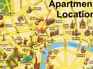 COVENT GARTEN—SUPER CENTRAL—Air Condit.—Easy Entry - London vacation rentals