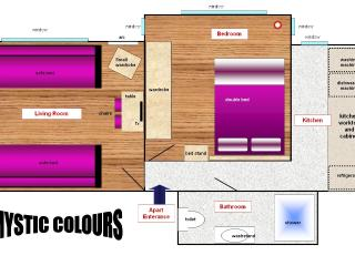 Berry Life - Mystic Colours Concept (Suit) - Istanbul vacation rentals