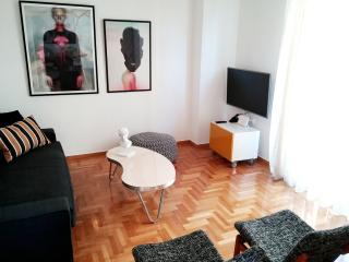 Stylish new 1-bedr Kolonaki apartment! - Athens vacation rentals