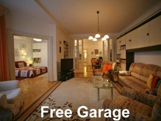 Centeral Apt, free GARAGE parking - Budapest vacation rentals