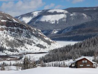 Private, Pristine Hilltop Cabin - Lost Trail Ranch - Lake City vacation rentals